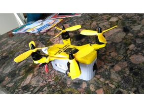 Durable FPV Mini Quad 150 3inch to 4.5inch prop