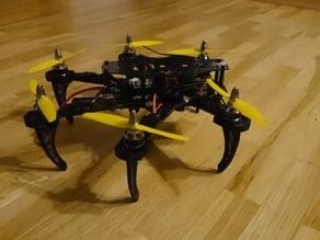 Team Blackout Mini H Quad  - landing gear