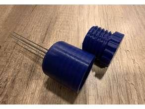 Nadel Halter / Needle holder für Filzarbeiten 1-25 Nadeln