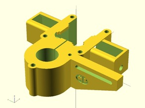 3DRAG/K8200 Z-Axis Supports 1.0 (lower)