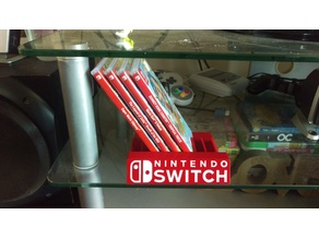 Nintendo Switch Game Holder