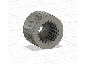 Micro-Servo (SG90) Attachment Gear