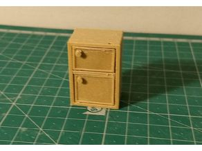 Doll House Small Cabinet