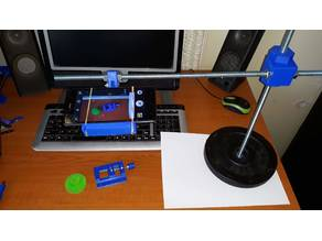 3D PRINTED MOBILE PHONE STAND SUPPORT