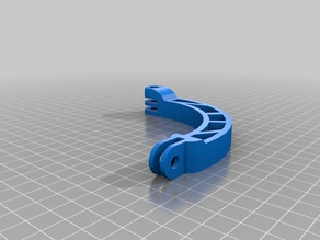 Gopro Extension Curve 120mm