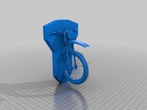 Motorcycle trophee