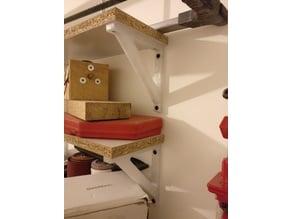 Shelf Bracket 125 X 15mm