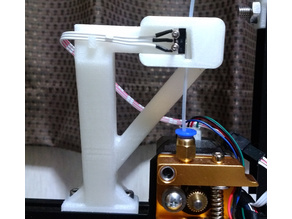 High mount filament monitor for HICTOP