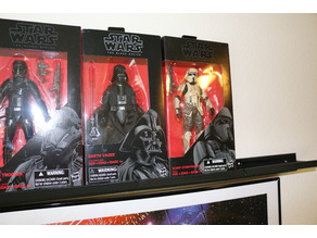 Black Series 6' Figure shelf