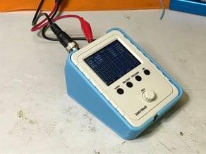 Geoffs DSO-150 case & battery - a 100% portable Oscilloscope