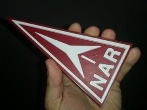 NAR Logo (National Association of Rocketry)
