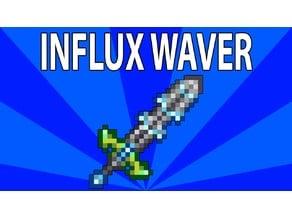 Influx Waver Keychain