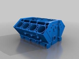 ZR1 V8 block