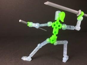 Moli female upgrade kit for ModiBot Mo