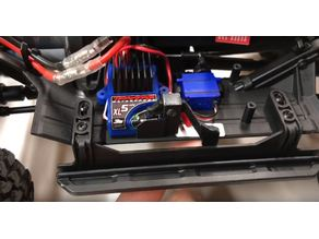 Traxxas TRX-4 Remote Undercarriage Power Switch
