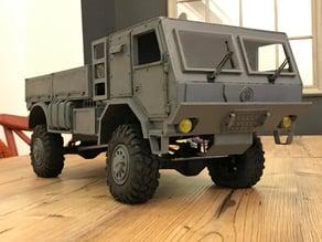 Tatra 815-7 (330mm) scx10