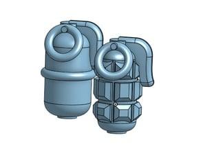 28mm grenades