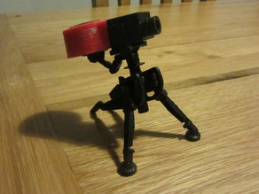 TF2 Sentry Mk2 - Team Fortress 2 Sentry Gun