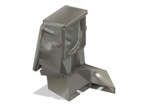 Attachment for Monoprice MP Select 40mm Fan Duct Shroud V2