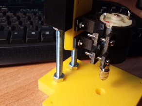 Mini Drill Press for PCB Drill
