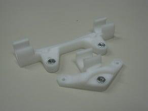 Huxley bearing holders