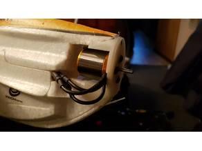Katana Techone motor mount replacement