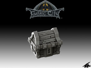 Gothic City Chest A - Our New KICKSTARTER is Now LIVE!!!!
