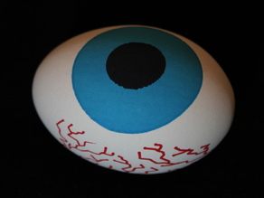Egg Eyeball
