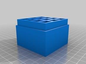 3x4 GBIC box bottom