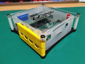 Organizador microSD para ZX-DOS y UNAMIGA