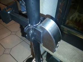 Brake disk lock holder / Support bloc disque