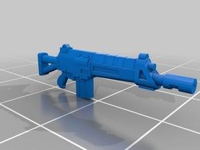 28mm assault rifle