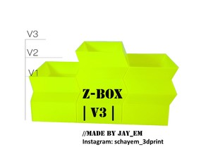 Z-BOX | V3 | Storage by jay_em