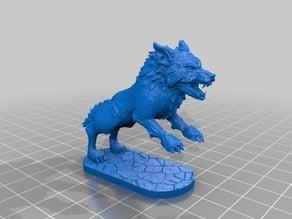 Wolf, Dire wolf v2
