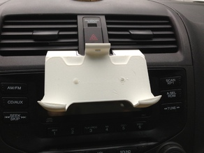 Iphone5 Otterbox holder for Honda Accord
