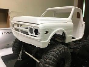 1969 GMC 4x4