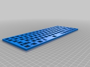NYM84 Mechanical Keyboard Plate