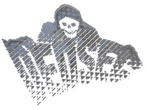 dedsec logo (watch dogs)