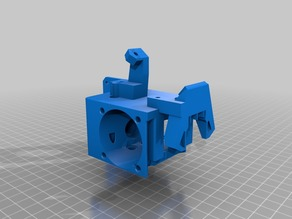 MyDD - remix Bondtech BMG Direct Drive Extruder for CR-10 (Ender-3) Volcano Only