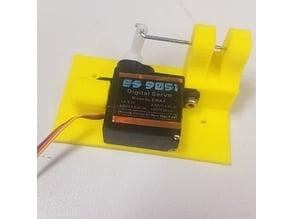 Ring Release r/c (servo dispenser)