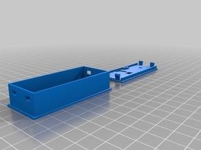 Battery capacity tester box