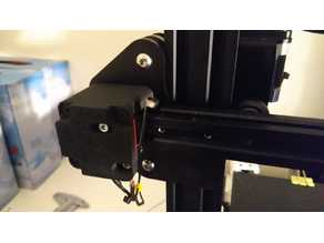 Ender 3 X-axis switch replacement