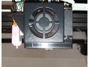 Fan mod And Bltouch attachment