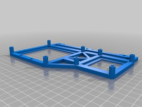 AM8 Holder for Board & 3D Freunde MOSFET
