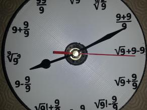 Mathematical Clock