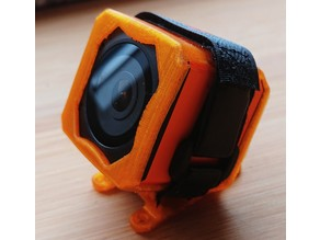 Runcam 3s Mount for Amax Freestyle 30 and 35 degree