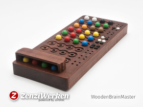 WoodenBrainMaster (cnc)