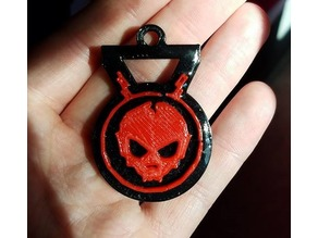 Powerman 5000 Keychain