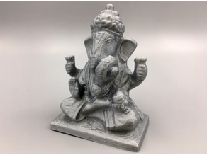 Ganesha Statue Scan - Updated!