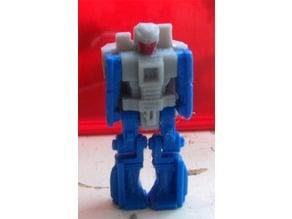 Transformers HeadMaster Monzo - WeirdWolf's Trainer